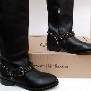 Ash Tall Boots